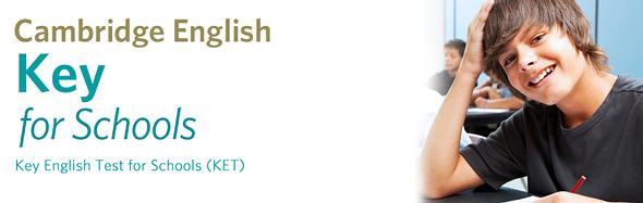 Anglo school Cambridge Exams Key English Test