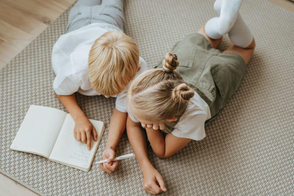 Cursos d'anglès per a nens i nenes de 2 a 5 anys