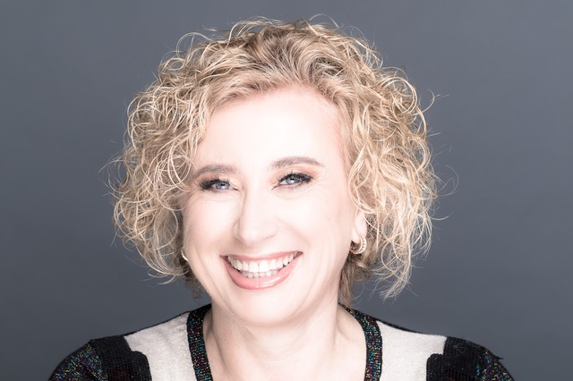 Núria Esparch, filòloga de formació i professora i co-gerent dels centres d'Anglo School